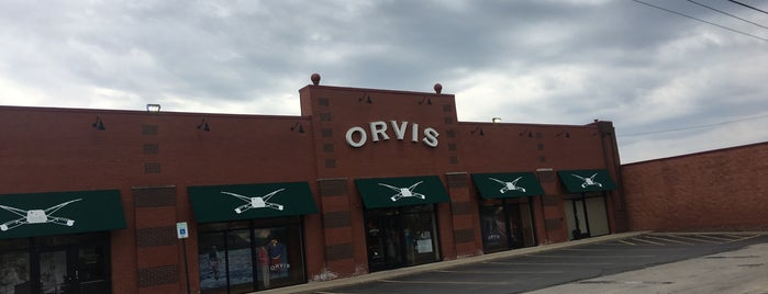 Orvis is one of Guide to Royal Oak's best spots.