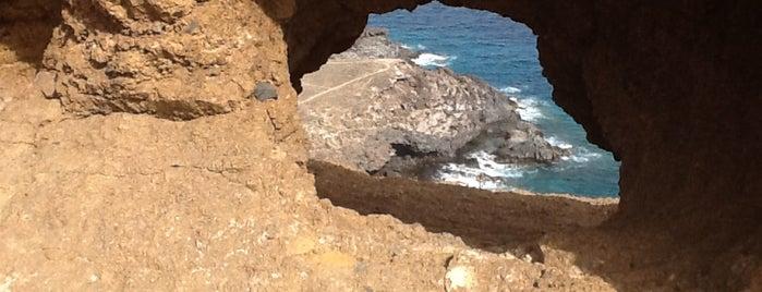 Monumento Natural de Montaña Amarilla is one of Islas Canarias: Tenerife.