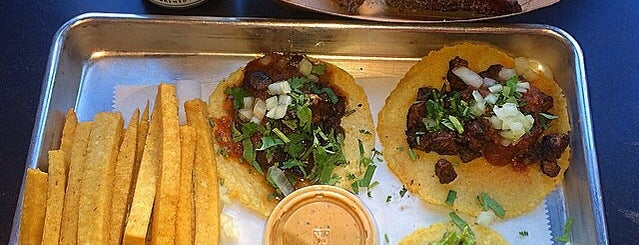 Otto's Tacos is one of Eat NYC.