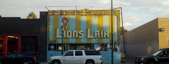 Lion's Lair is one of Colorado.