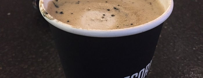 Gregorys Coffee is one of Coffee Excellence.