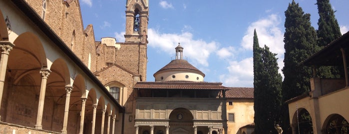 Capella Pazzi is one of Florence.