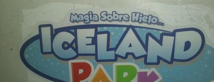 Iceland Park is one of Lugares donde voy.