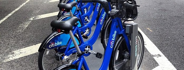 CitiBike Stations (Brooklyn)