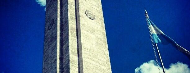 Monumento Histórico Nacional a la Bandera is one of Lugares.