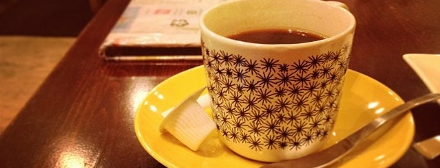 Cafe Murcielago is one of free Wi-Fi in 新宿区.