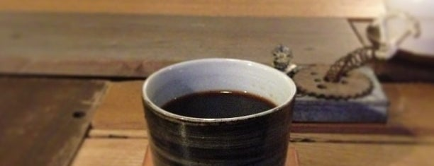 ねじまき雲 (陽) is one of 多摩地区お気に入りカフェ&レストラン.