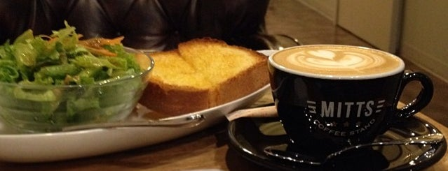 MITTS COFFEE STAND is one of 電源 コンセント スポット.