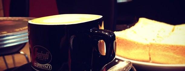 Segafredo Zanetti Espresso is one of free Wi-Fi in 渋谷区.
