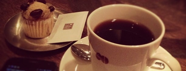Cafe Mame-Hico is one of free Wi-Fi in 渋谷区.