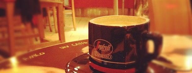 Segafredo ZANETTI espresso 渋谷店 is one of free Wi-Fi in 渋谷区.