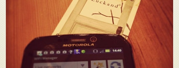 CAFE Luckand Et cetera is one of free Wi-Fi in 渋谷区.