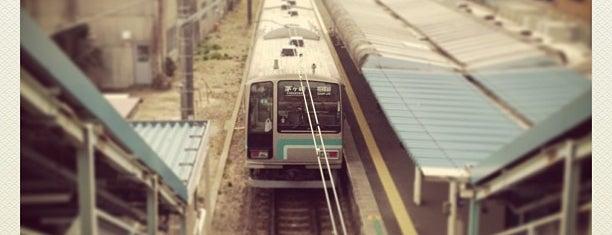 社家駅 is one of 海老名・綾瀬・座間・厚木.