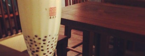 Chun Shui Tang is one of free Wi-Fi in 渋谷区.