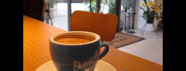 bondolfi boncaffē is one of free Wi-Fi in 渋谷区.