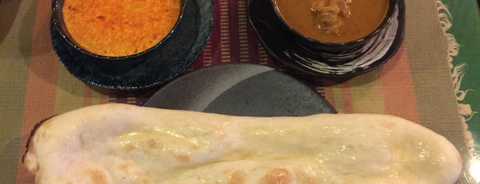 インド家庭料理ラニ is one of レストラン.