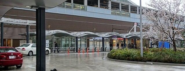 武蔵小杉駅 東口駅前広場 is one of 武蔵小杉再開発地区.