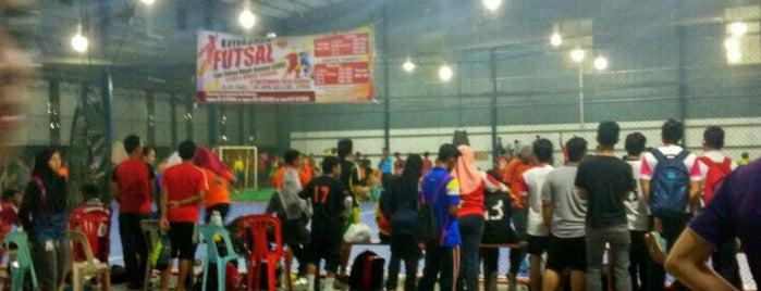 Futsal D'Kelubi is one of Futsal.