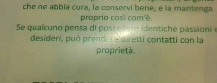 Trattoria dai Sibani is one of Fuori Milano.