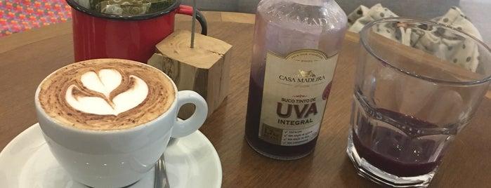 casa pitanga is one of Café & Boulangerie.