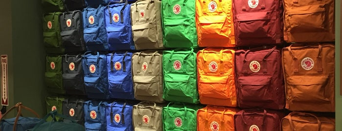 Fjällräven is one of The 13 Best Places for Boots in Boston.