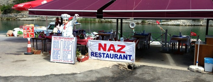 Naz Restraunt is one of TG.