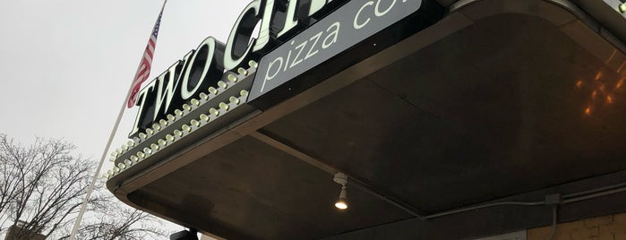 Two Cities Pizza Co. is one of Cincy - Food to Try.