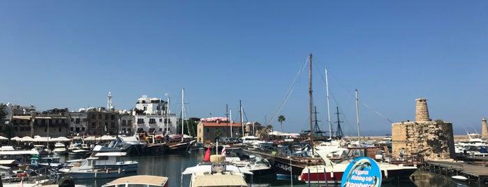 Girne Sahili is one of Northern Cyprus.