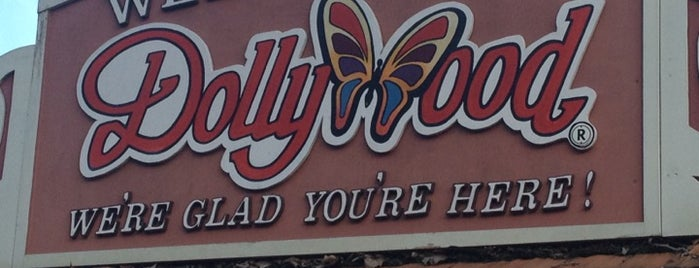 Dollywood is one of Vacation Things.