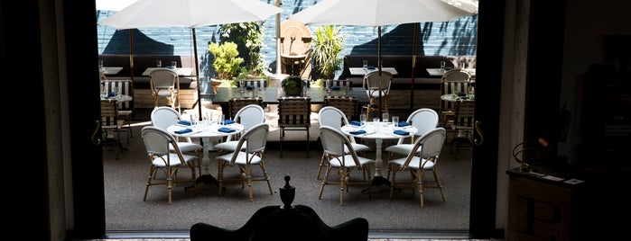 Palihouse Courtyard Brasserie is one of Los Angeles City Guide.