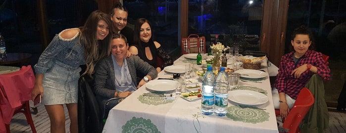Sinanis Restaurant is one of Menemen (Mant Kırtasiye Üretimi NWM Adisyon Fişi).