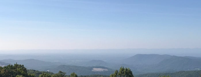 Stone Mountain Overlook is one of NORTH CACKALACKA.