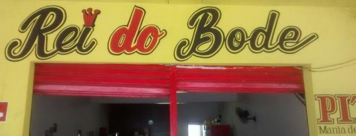 Restaurante O Rei do Bode is one of salvador bahia.