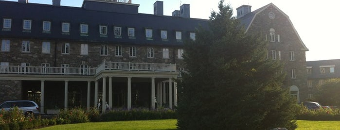 Skytop Lodge is one of Historic Hotels to Visit.