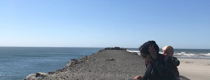 Cape Disappointment Jetty is one of My Saved Places.