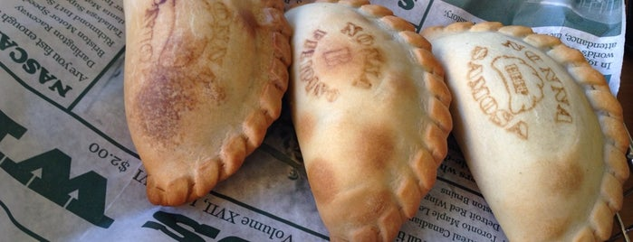 Nonna's Empanadas is one of favorites / los angeles *old*.
