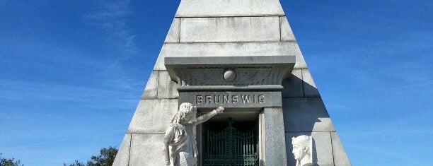Metairie Cemetery is one of New Orleans/Lafayette.