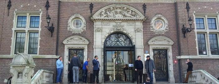 Koninklijk Instituut voor de Tropen is one of Filmhuizen Amsterdam.