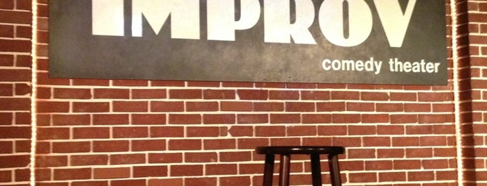 DC Improv Comedy Club is one of DC's favorites.
