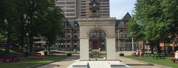 Halifax City Hall is one of Halifax, NS.