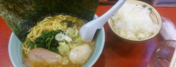 おーくら家 中野店 is one of ラーメン(東京都内周辺).