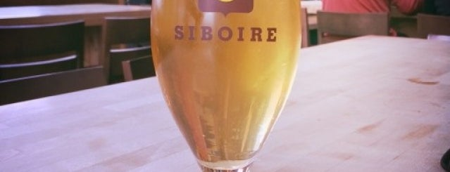 Siboire - Jacques-Cartier is one of Microbrasseries Québec.