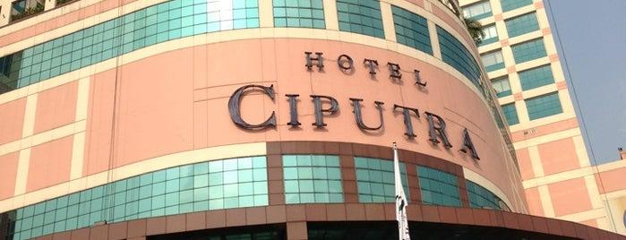 Hotel Ciputra Jakarta is one of Transportasi & Akomodasi.