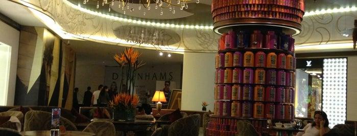 Starhill Tea Salon is one of Makan @ KL #8.