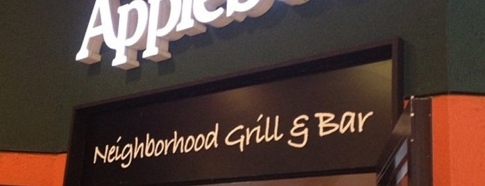 Applebee's is one of Bares & Restaurantes.