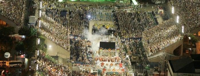 Sambódromo is one of Rio 40¤.