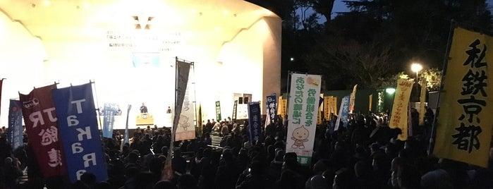 円山公園音楽堂 is one of ライブハウス.