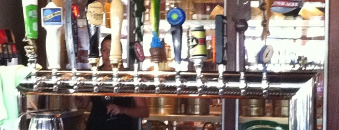 Liberty Tap Room & Grill is one of Charleston Beer.