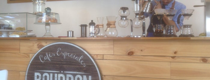 Bourbon Cafés Especiales is one of Colombia.