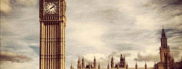 Elizabeth Tower (Big Ben) is one of Bucket List Places.